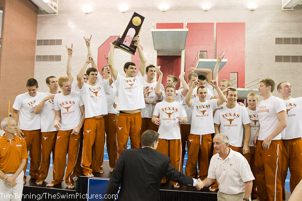 2010 Ncaa Division I Men 39 S Swimming And Diving Championships
