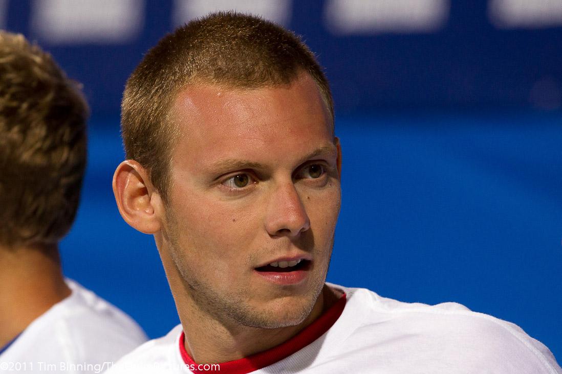 Alex Meyer Swimmer