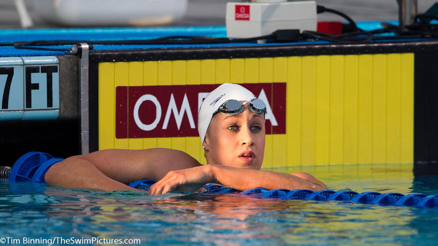 Katie Hoff | 2010 ConocoPhillips US Swimming Championships | 2010 Pan