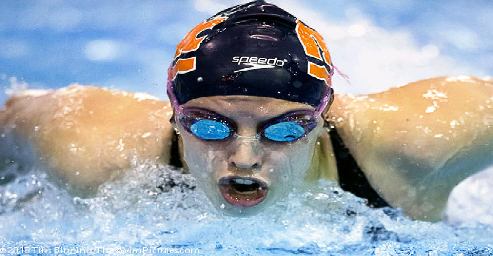 Kathleen Baker, SwimMAC Carolina